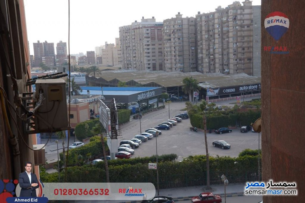 Ad Photo: Apartment 2 bedrooms 2 baths 125 sqm super lux in Smoha  Alexandira