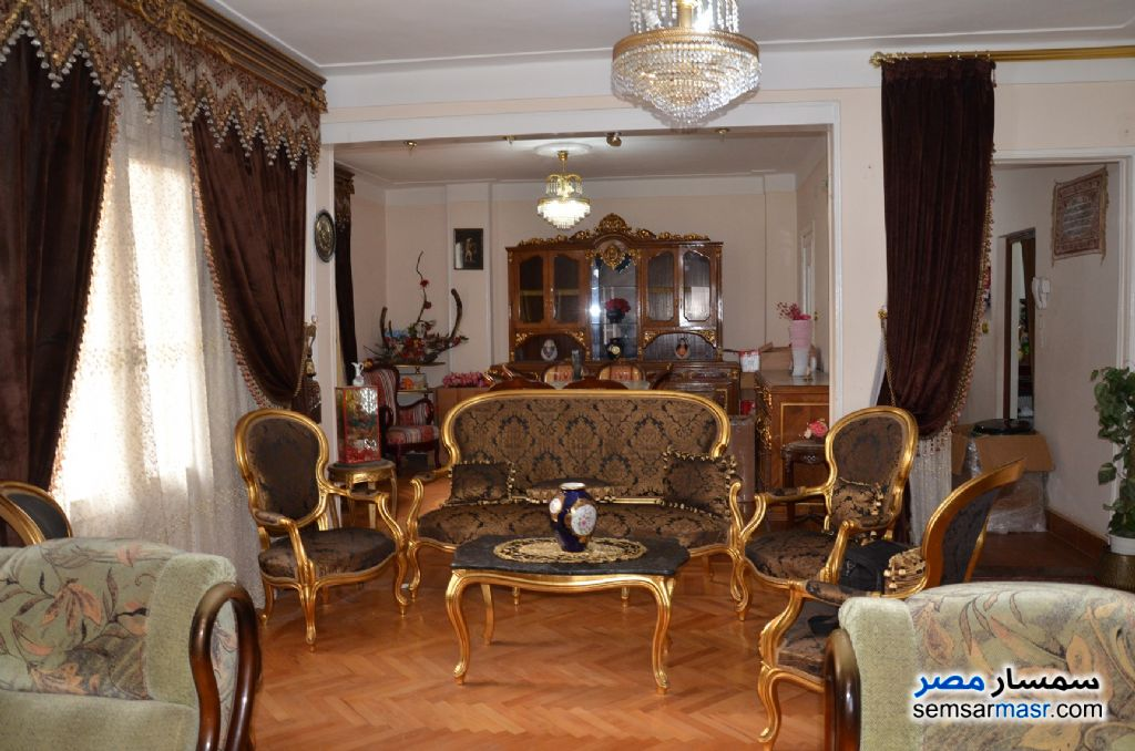 Photo 4 - Apartment 3 bedrooms 1 bath 140 sqm super lux For Sale Kafr Abdo Alexandira