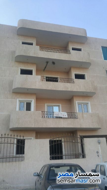 Photo 4 - Apartment 2 bedrooms 1 bath 120 sqm without finish For Sale El Ubour City Qalyubiyah