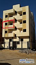 Ad Photo: Apartment 3 bedrooms 2 baths 105 sqm semi finished in Badr City  Cairo
