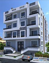 Ad Photo: Apartment 3 bedrooms 2 baths 155 sqm semi finished in October Gardens  6th of October