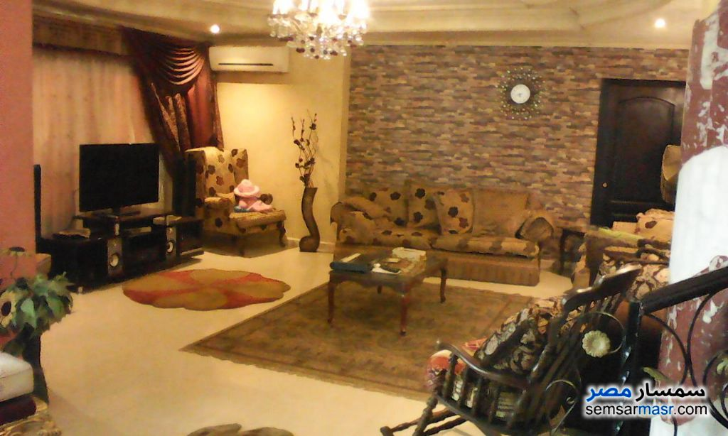 Photo 1 - Apartment 2 bedrooms 2 baths 220 sqm extra super lux For Sale Heliopolis Cairo