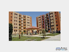 Apartment 3 bedrooms 2 baths 130 sqm extra super lux For Sale Ashgar City 6th of October - 6