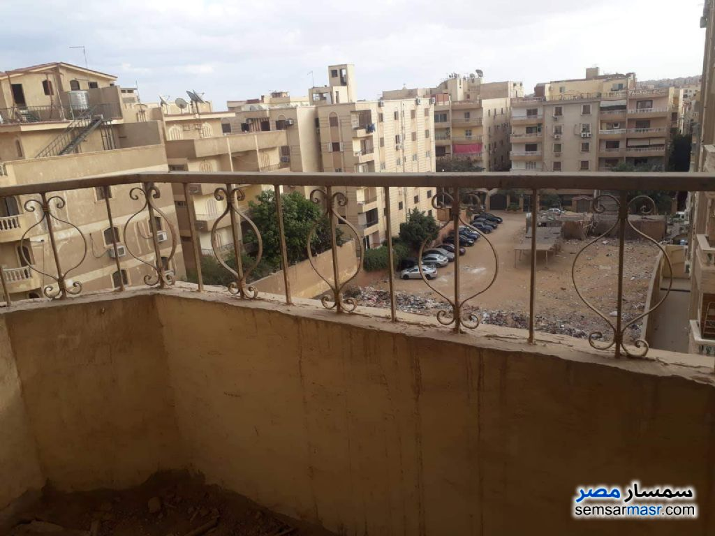 Photo 5 - Apartment 3 bedrooms 2 baths 180 sqm semi finished For Sale Hadayek Al Ahram Giza