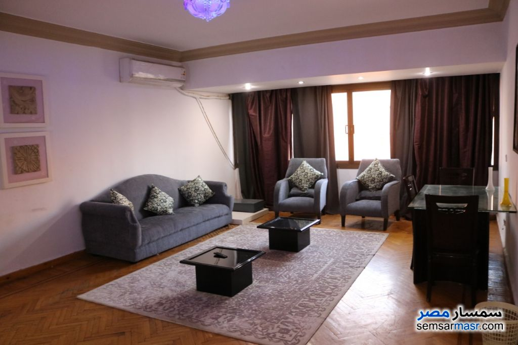 Photo 1 - Apartment 3 bedrooms 1 bath 140 sqm lux For Sale Nasr City Cairo