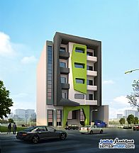 Ad Photo: Apartment 2 bedrooms 2 baths 125 sqm semi finished in Mokattam  Cairo