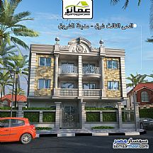 Ad Photo: Apartment 3 bedrooms 1 bath 140 sqm semi finished in Future City  Cairo