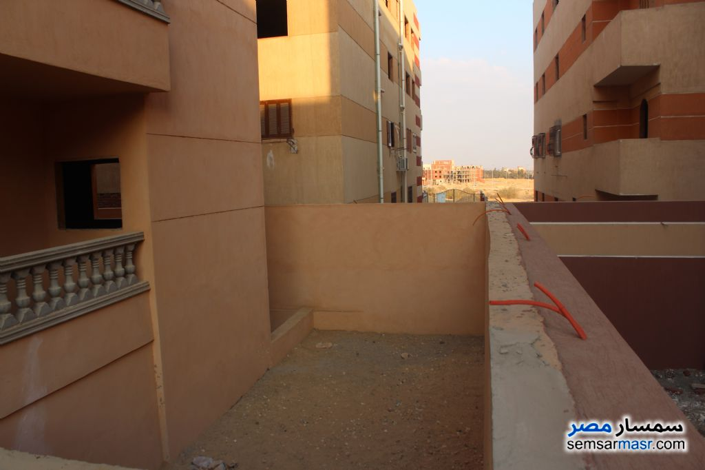 Photo 8 - Apartment 3 bedrooms 2 baths 200 sqm semi finished For Sale El Ubour City Qalyubiyah