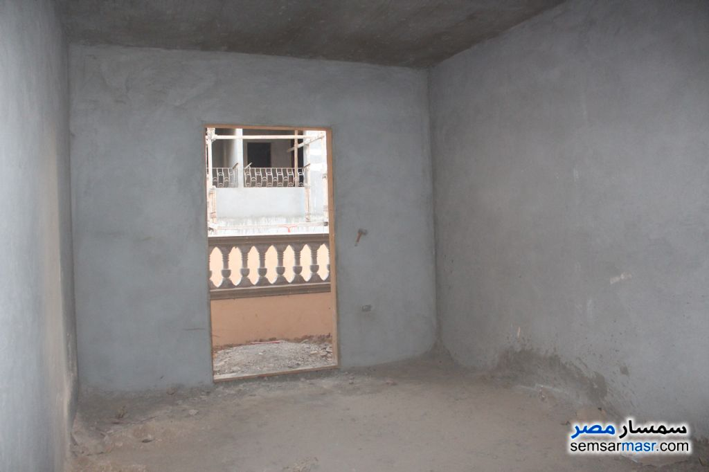 Photo 11 - Apartment 3 bedrooms 2 baths 200 sqm semi finished For Sale El Ubour City Qalyubiyah