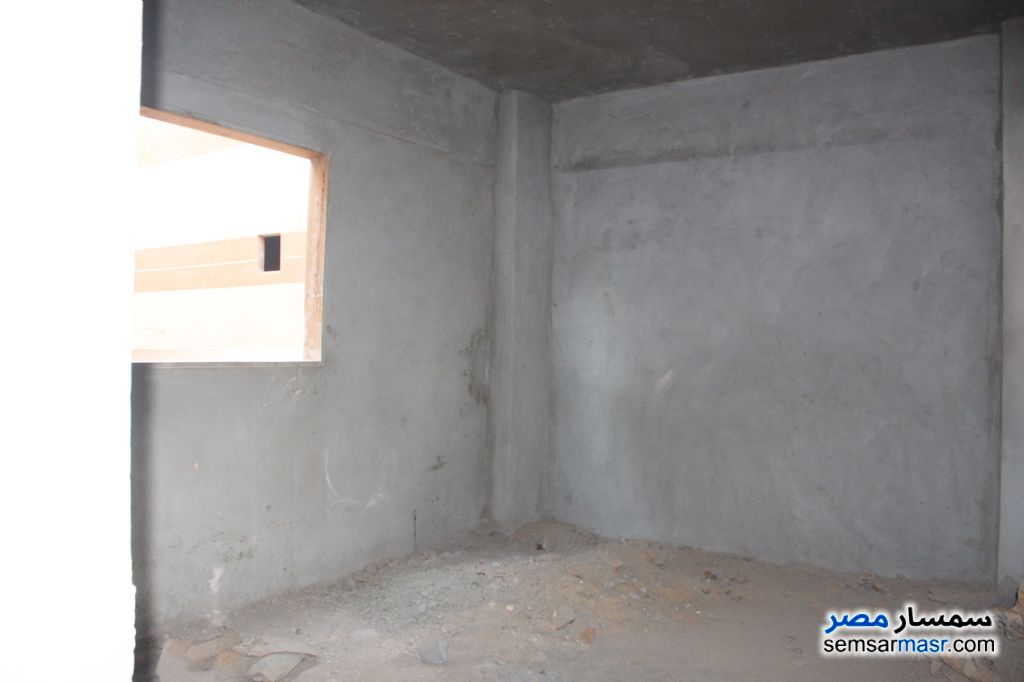 Photo 12 - Apartment 3 bedrooms 2 baths 200 sqm semi finished For Sale El Ubour City Qalyubiyah