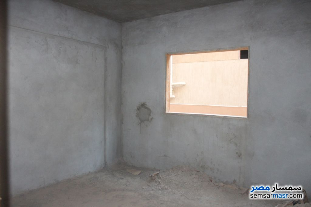 Photo 15 - Apartment 3 bedrooms 2 baths 200 sqm semi finished For Sale El Ubour City Qalyubiyah