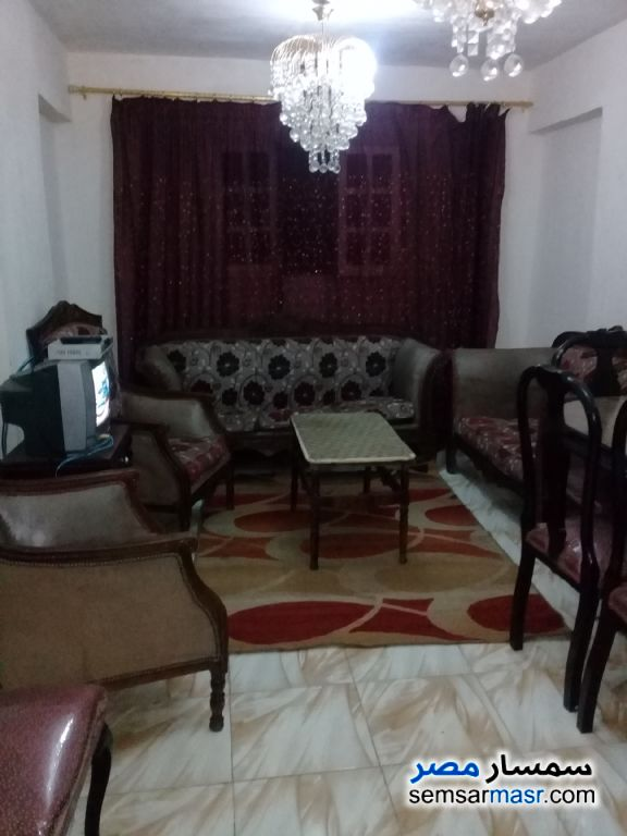 Photo 1 - Apartment 2 bedrooms 1 bath 100 sqm super lux For Sale Sidi Beshr Alexandira