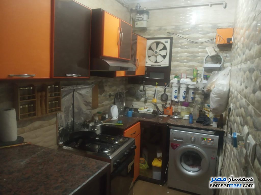 Photo 3 - Apartment 3 bedrooms 2 baths 120 sqm extra super lux For Sale Faisal Giza