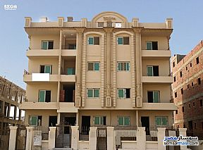 Ad Photo: Apartment 2 bedrooms 1 bath 107 sqm semi finished in Sheikh Zayed  6th of October