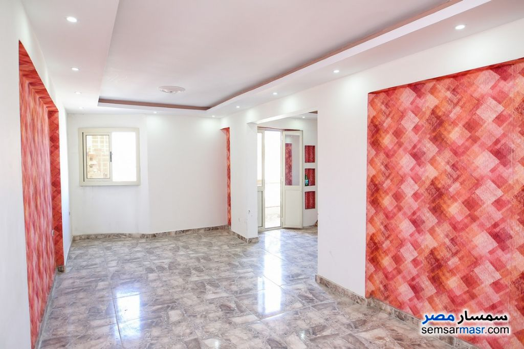Photo 1 - Apartment 3 bedrooms 1 bath 110 sqm lux For Sale Sidi Beshr Alexandira