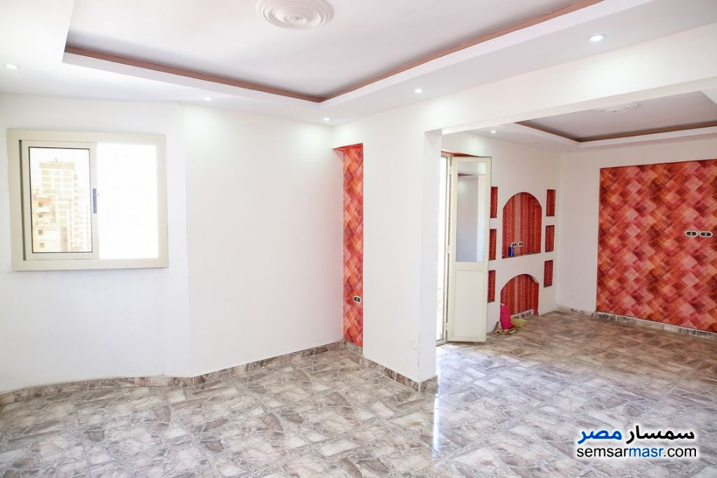 Photo 2 - Apartment 3 bedrooms 1 bath 110 sqm lux For Sale Sidi Beshr Alexandira