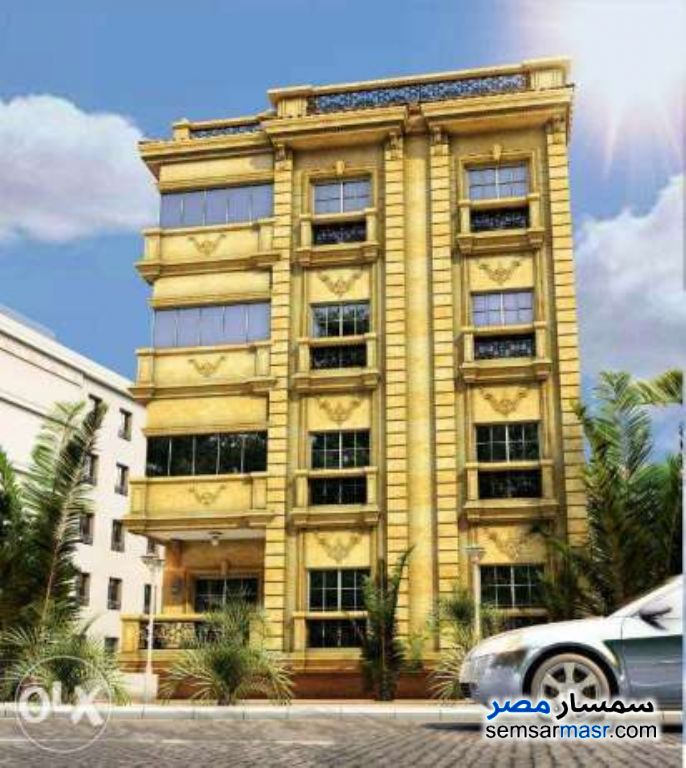 Photo 1 - Apartment 2 bedrooms 1 bath 110 sqm super lux For Sale Heliopolis Cairo