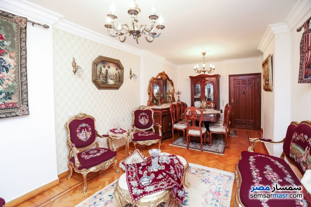 Ad Photo: Apartment 2 bedrooms 1 bath 110 sqm super lux in Smoha  Alexandira