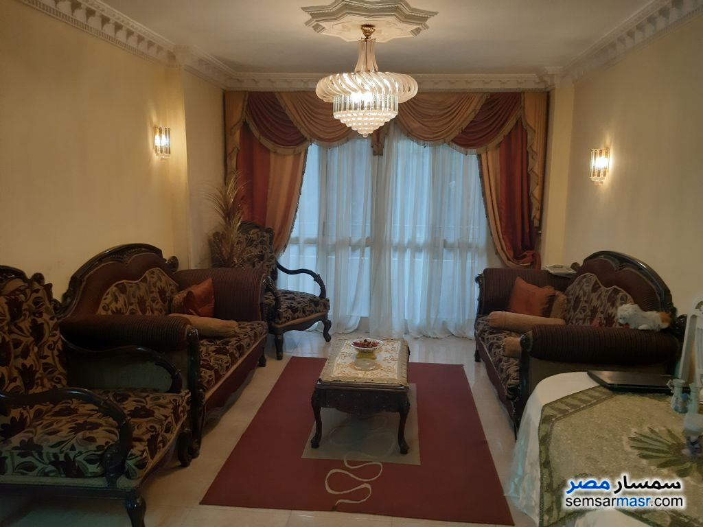 Photo 1 - Apartment 3 bedrooms 1 bath 120 sqm super lux For Sale Old Cairo Cairo