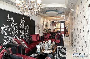 Ad Photo: Apartment 2 bedrooms 1 bath 125 sqm extra super lux in Sidi Beshr  Alexandira