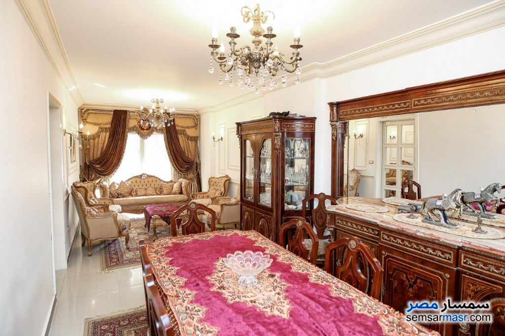 Photo 1 - Apartment 3 bedrooms 2 baths 134 sqm super lux For Sale Smoha Alexandira