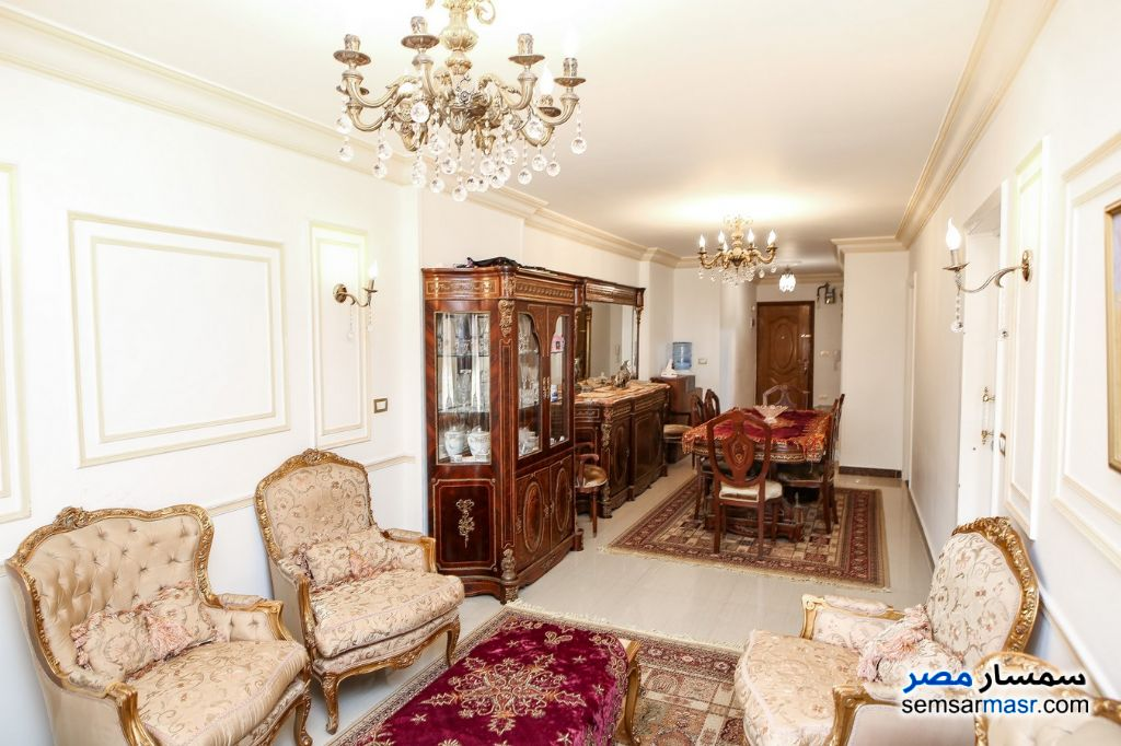 Photo 3 - Apartment 3 bedrooms 2 baths 134 sqm super lux For Sale Smoha Alexandira