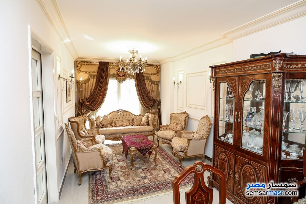 Photo 4 - Apartment 3 bedrooms 2 baths 134 sqm super lux For Sale Smoha Alexandira