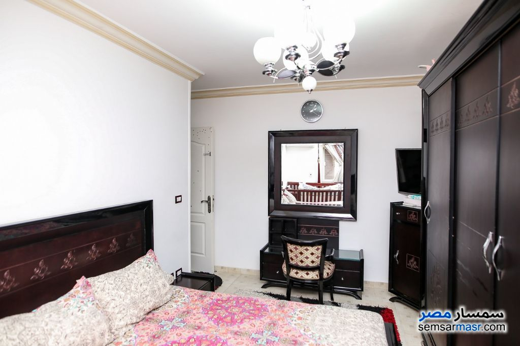 Photo 8 - Apartment 3 bedrooms 2 baths 134 sqm super lux For Sale Smoha Alexandira