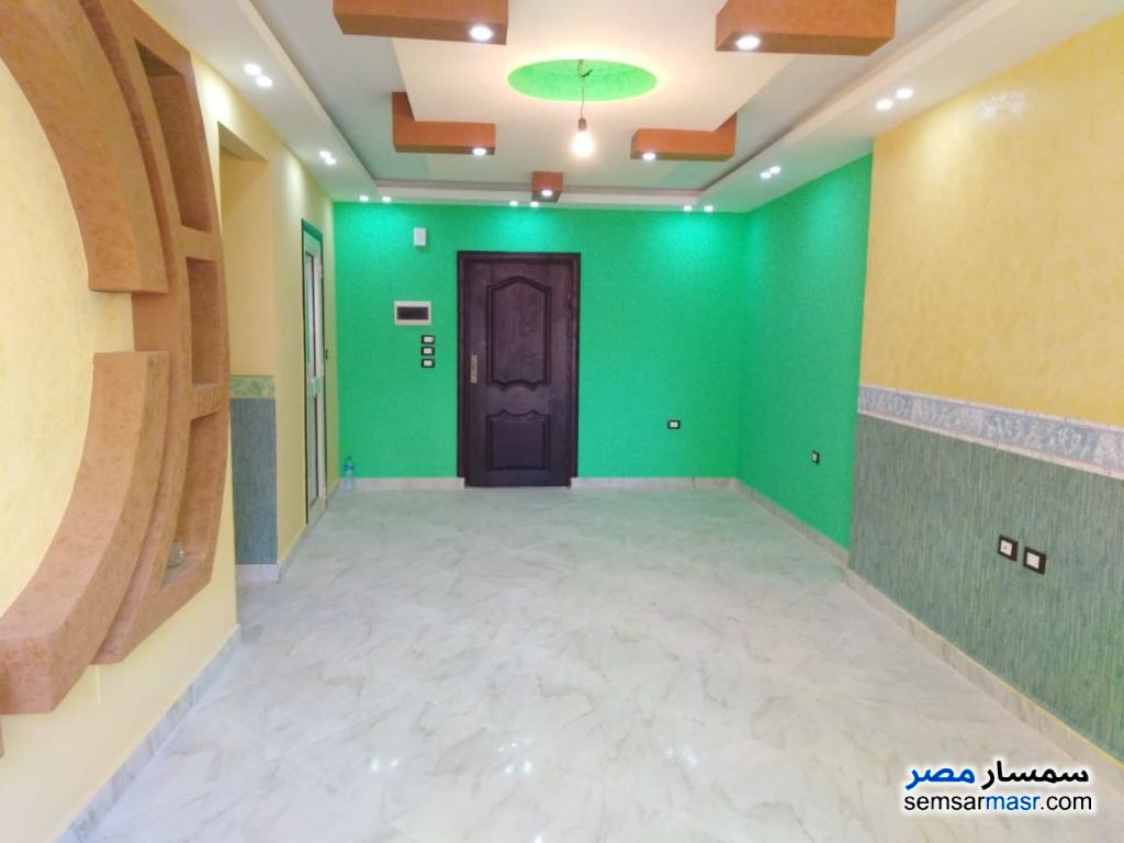 Photo 2 - Apartment 3 bedrooms 2 baths 135 sqm extra super lux For Sale Faisal Giza