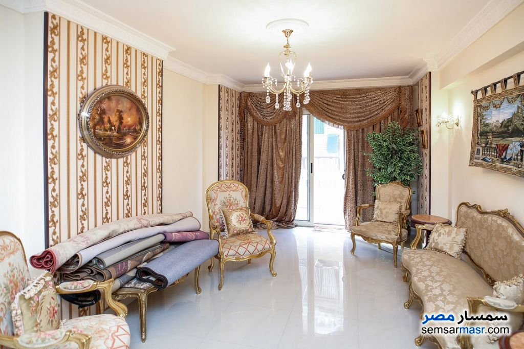Photo 2 - Apartment 3 bedrooms 2 baths 135 sqm super lux For Sale Sidi Gaber Alexandira