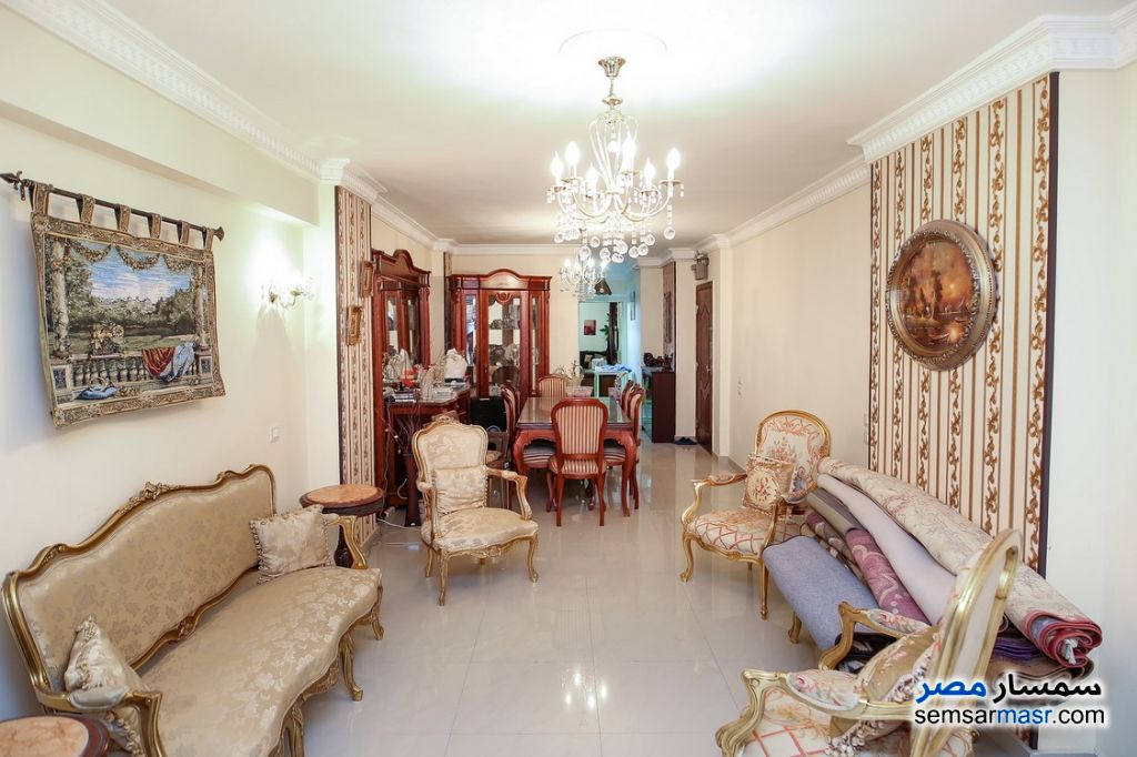 Photo 3 - Apartment 3 bedrooms 2 baths 135 sqm super lux For Sale Sidi Gaber Alexandira