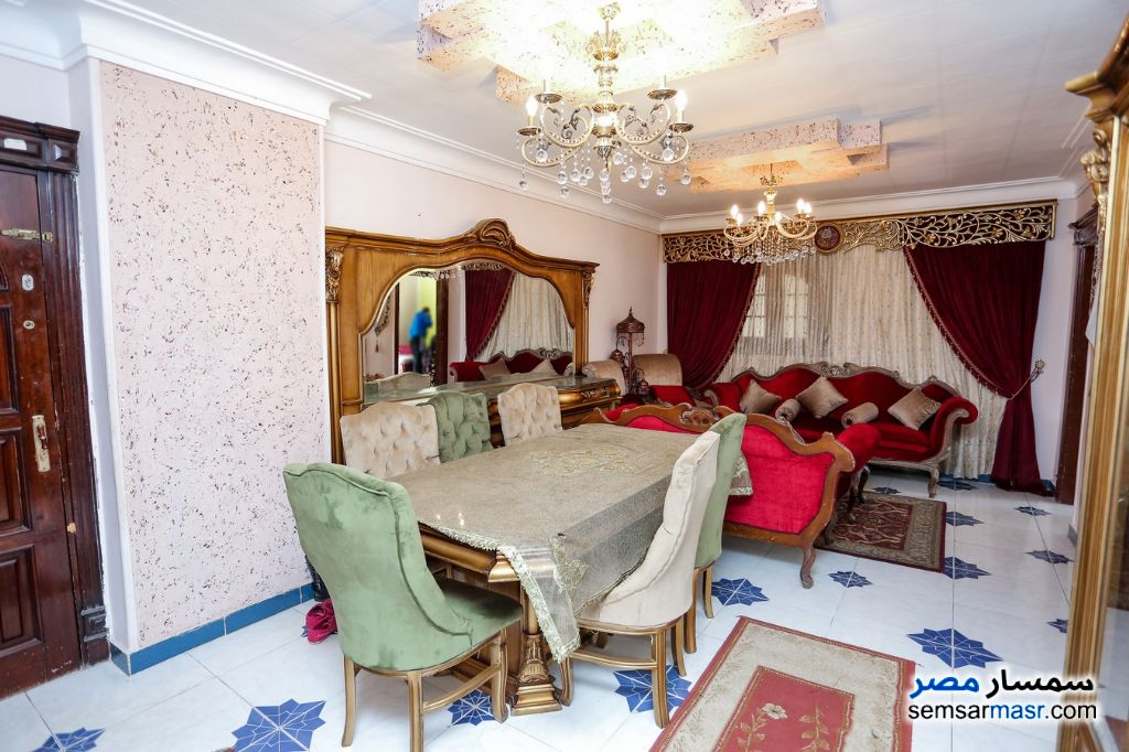 Photo 2 - Apartment 3 bedrooms 1 bath 135 sqm super lux For Sale Moharam Bik Alexandira