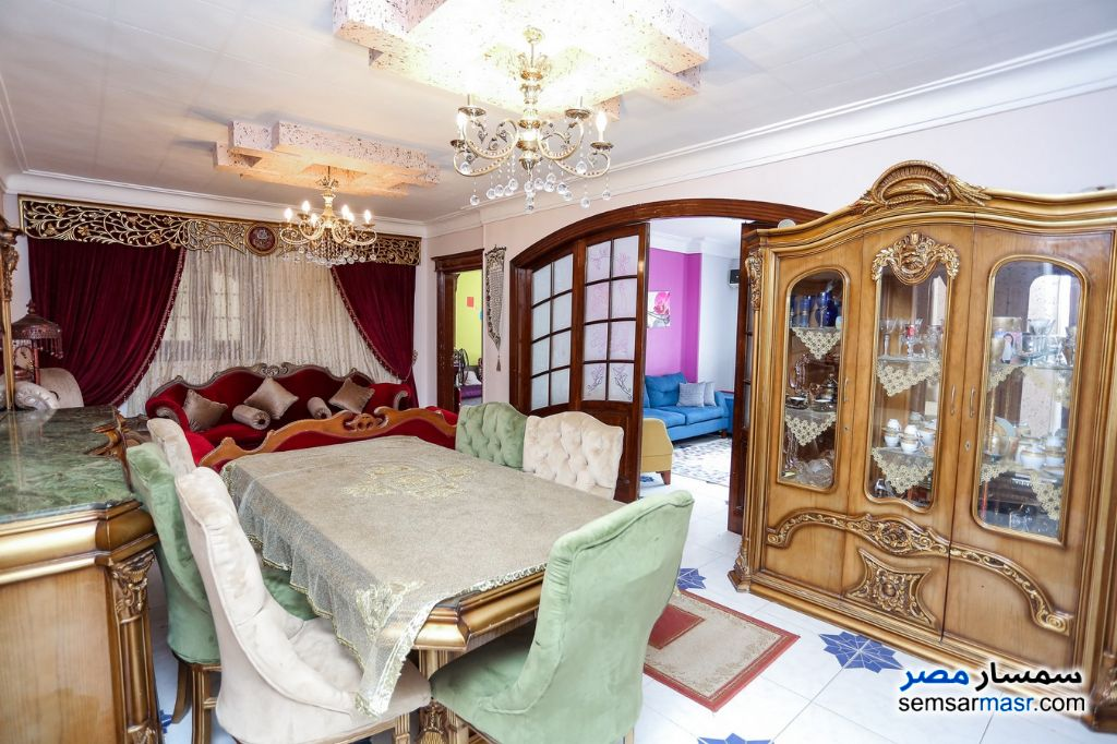 Photo 3 - Apartment 3 bedrooms 1 bath 135 sqm super lux For Sale Moharam Bik Alexandira
