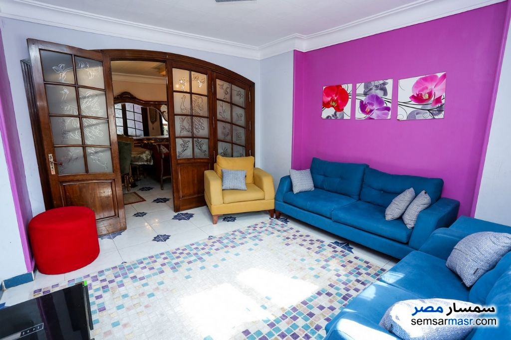 Photo 5 - Apartment 3 bedrooms 1 bath 135 sqm super lux For Sale Moharam Bik Alexandira