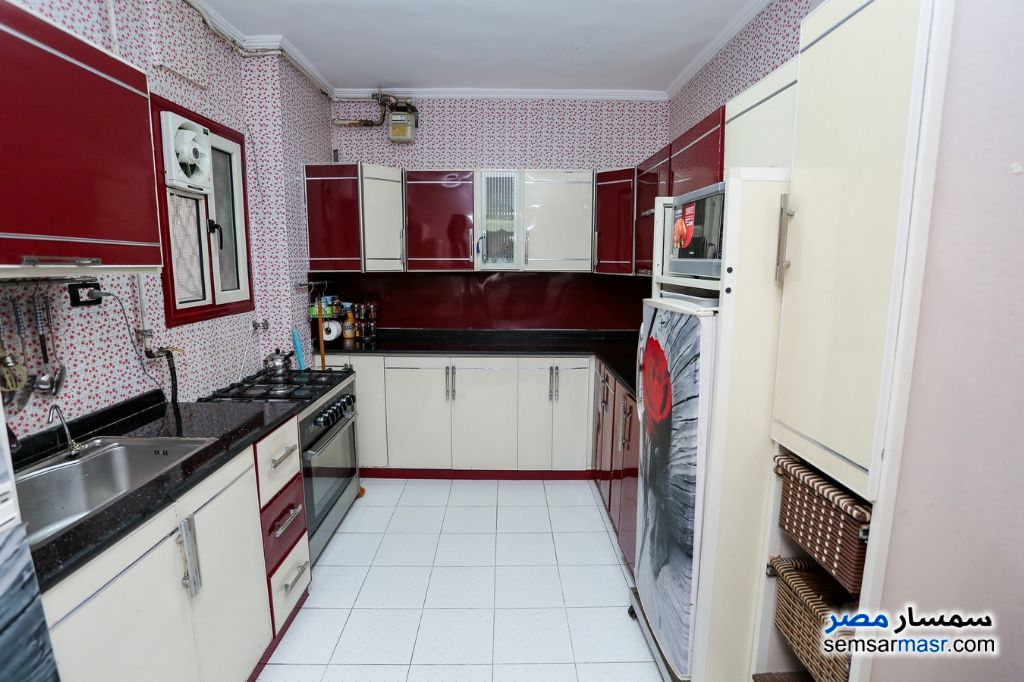 Photo 6 - Apartment 3 bedrooms 1 bath 135 sqm super lux For Sale Moharam Bik Alexandira