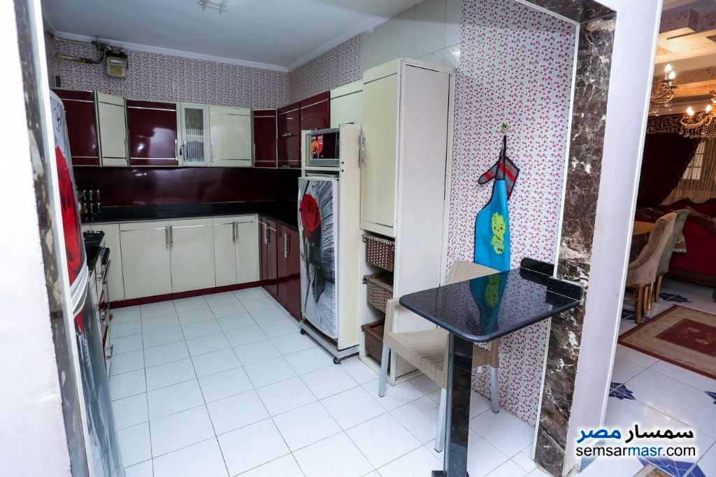 Photo 7 - Apartment 3 bedrooms 1 bath 135 sqm super lux For Sale Moharam Bik Alexandira