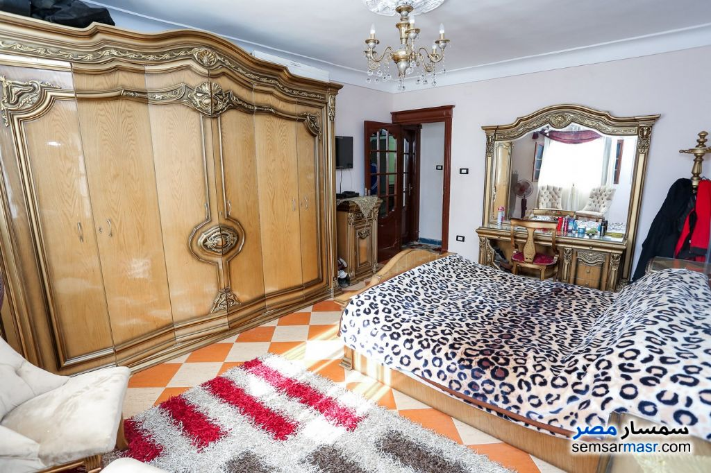 Photo 9 - Apartment 3 bedrooms 1 bath 135 sqm super lux For Sale Moharam Bik Alexandira
