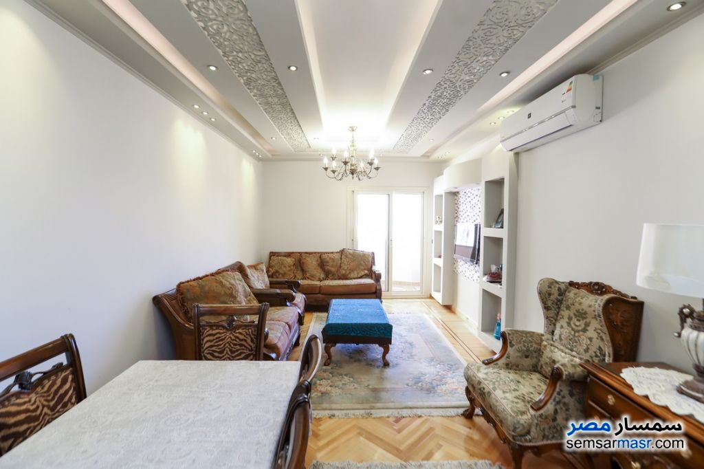 Photo 1 - Apartment 3 bedrooms 1 bath 136 sqm super lux For Sale Smoha Alexandira