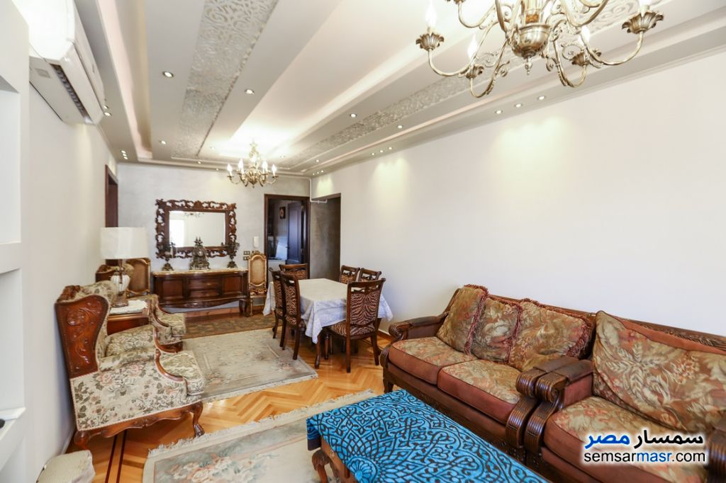 Photo 2 - Apartment 3 bedrooms 1 bath 136 sqm super lux For Sale Smoha Alexandira