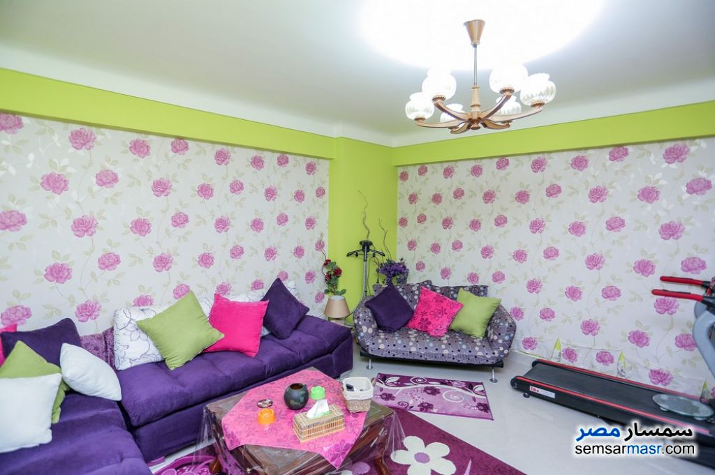 Photo 9 - Apartment 3 bedrooms 2 baths 140 sqm extra super lux For Sale Smoha Alexandira