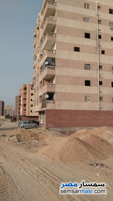 Photo 1 - Apartment 3 bedrooms 2 baths 145 sqm semi finished For Sale Al Salam City Cairo