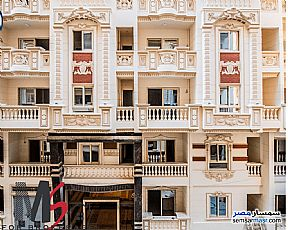 Ad Photo: Apartment 3 bedrooms 2 baths 145 sqm super lux in Al Hadrah  Alexandira