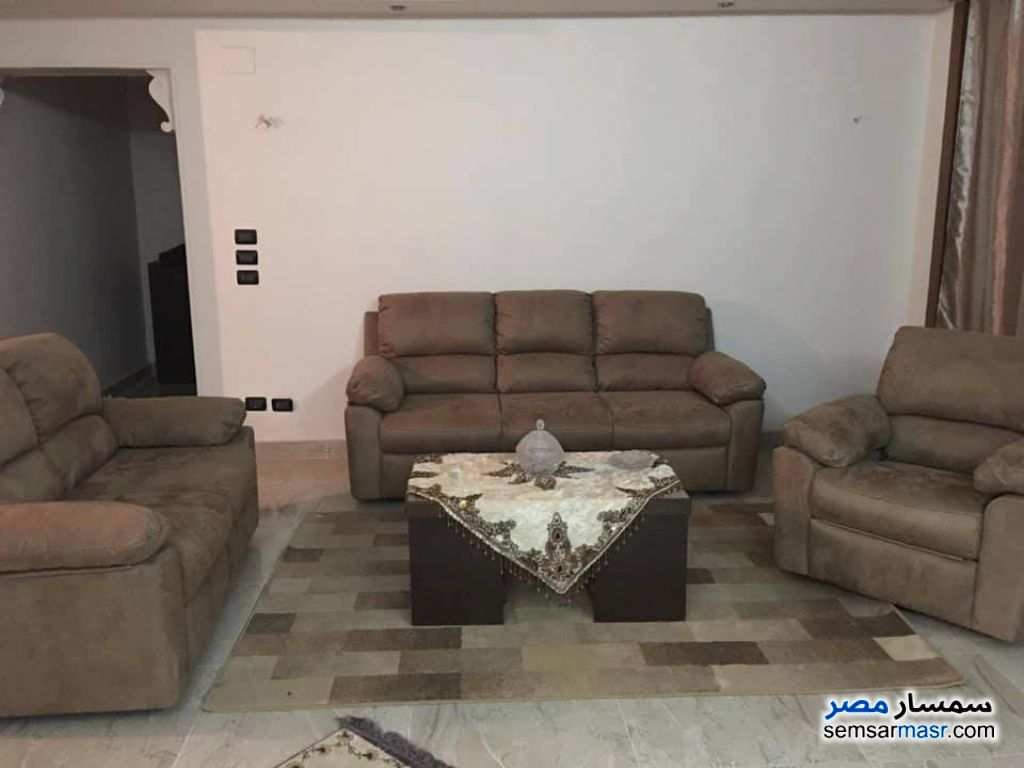 Photo 4 - Apartment 3 bedrooms 2 baths 150 sqm super lux For Sale El Motamayez District 6th of October