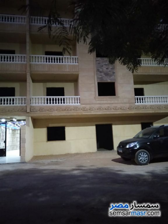 Photo 5 - Apartment 3 bedrooms 2 baths 150 sqm semi finished For Sale Hadayek Al Ahram Giza