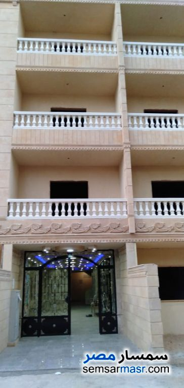 Photo 8 - Apartment 3 bedrooms 2 baths 150 sqm semi finished For Sale Hadayek Al Ahram Giza