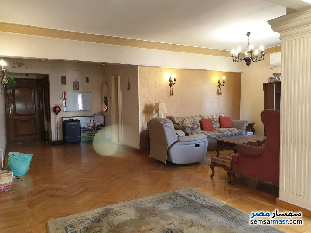 Photo 2 - Apartment 2 bedrooms 2 baths 150 sqm super lux For Sale Dokki Giza