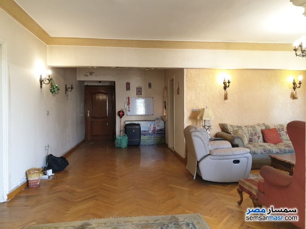 Photo 3 - Apartment 2 bedrooms 2 baths 150 sqm super lux For Sale Dokki Giza