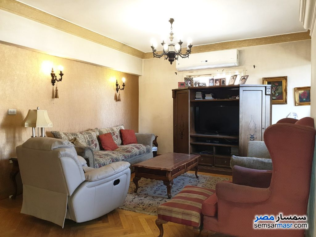 Photo 4 - Apartment 2 bedrooms 2 baths 150 sqm super lux For Sale Dokki Giza