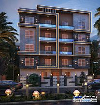 Ad Photo: Apartment 3 bedrooms 2 baths 158 sqm semi finished in New Heliopolis  Cairo