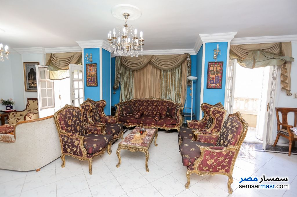 Photo 1 - Apartment 3 bedrooms 3 baths 160 sqm extra super lux For Sale Sidi Gaber Alexandira